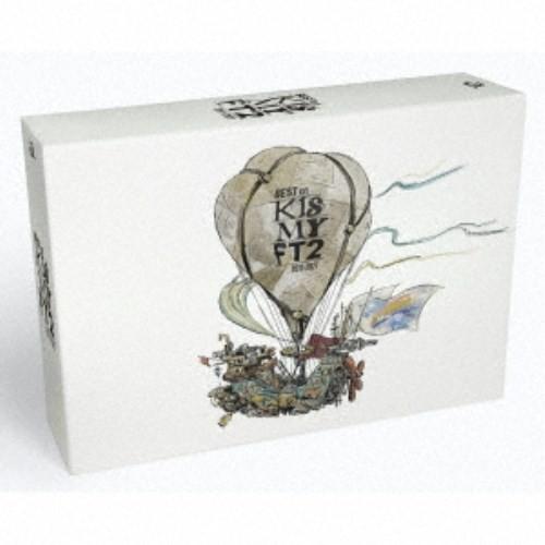 Kis-My-Ft2/BEST of Kis-My-Ft2《B盤/CD+Blu-ra...