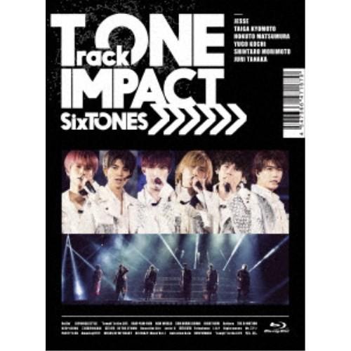 SixTONES/TrackONE -IMPACT- (初回限定) 【Blu-r...