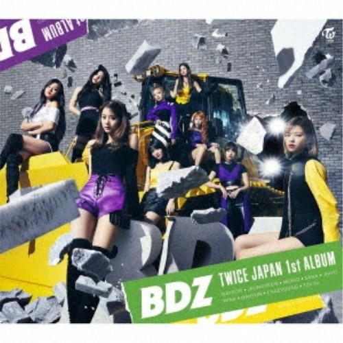 送料無料 TWICE/BDZ《限定盤A》 (初回限定) 【CD...