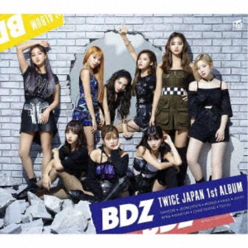 送料無料 TWICE/BDZ《限定盤B》 (初回限定) 【CD...