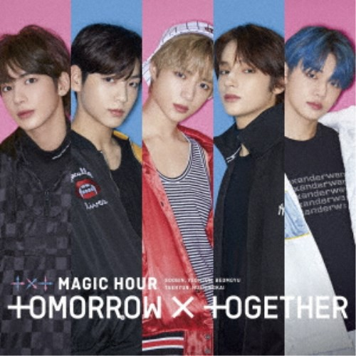 TOMORROW × TOGETHER/MAGIC HOUR《通常盤》 【C...