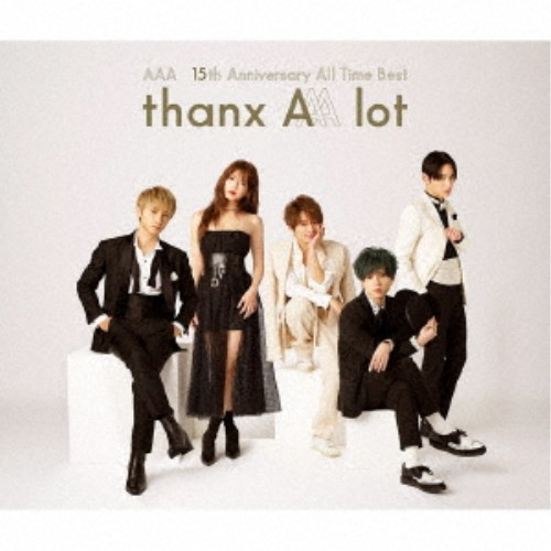 AAA/AAA 15th Anniversary All Time Best -thanx...