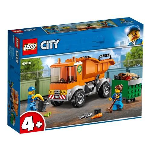 レゴ シティ ゴミ収集トラック 60220 おもちゃ こ...