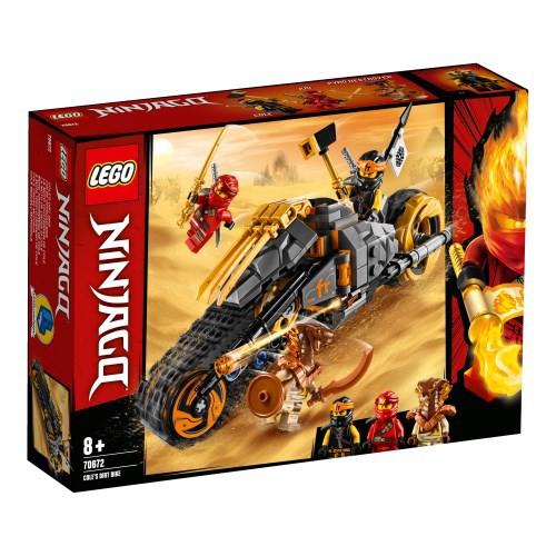 レゴ コールのデザルトバイク 70672おもちゃ こど...