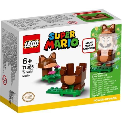 LEGO レゴ スーパーマリオ タヌキマリオパワーア...