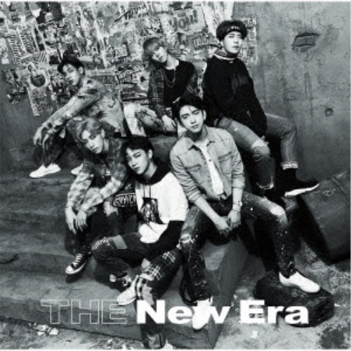 GOT7/THE New Era《通常盤》 【CD】