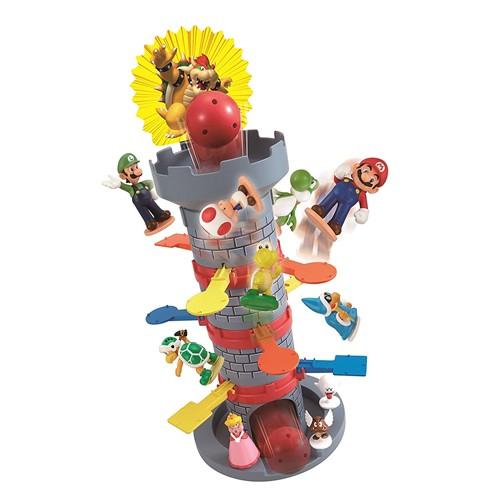 スーパーマリオ ぶっ飛び!タワーゲーム  おもち...