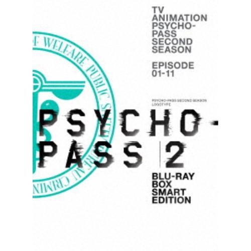 PSYCHO-PASS サイコパス2 Blu-ray BOX Smart Edit...