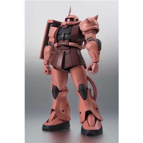 送料無料 ROBOT魂 <SIDE MS> MS-06S シャア専用...