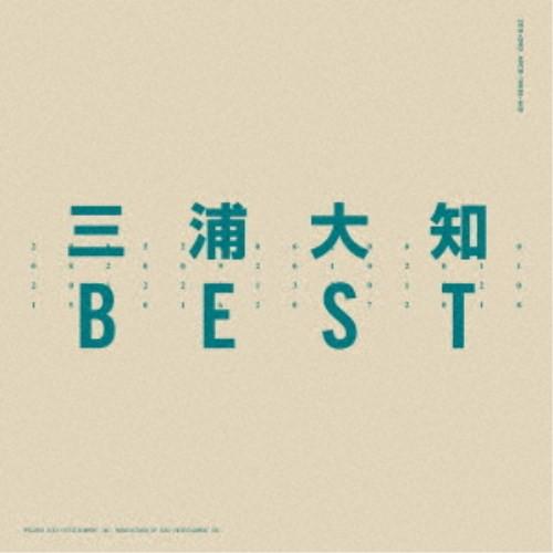 送料無料 三浦大知/BEST 【CD+DVD】