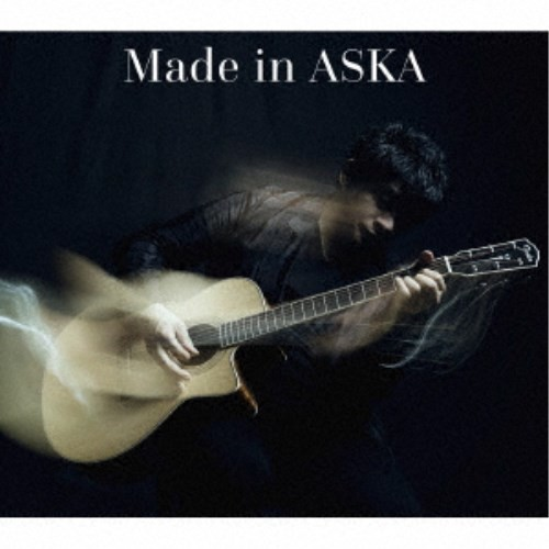 送料無料 ASKA/Made in ASKA 【CD】