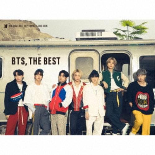 BTS/BTS, THE BEST《限定B盤》 (初回限定) 【CD...