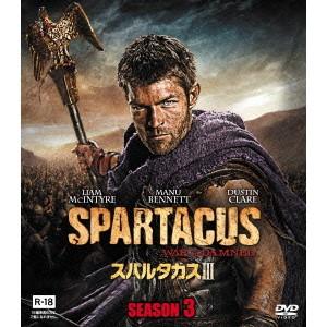 スパルタカス シーズン3<SEASONSコンパクト・ボ...