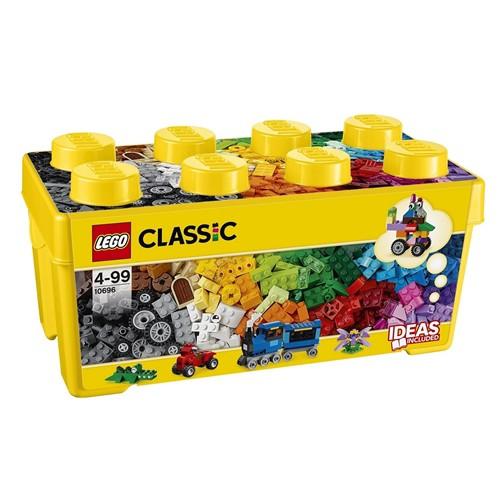 LEGO 10696 クラシック・黄色のアイデアボックス...