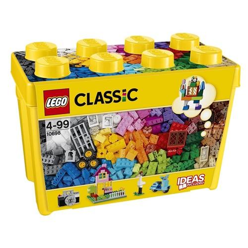 LEGO 10698 クラシック・黄色のアイデアボックス...