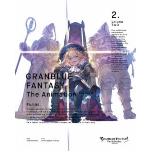 GRANBLUE FANTASY The Animation Season 2 2《完...