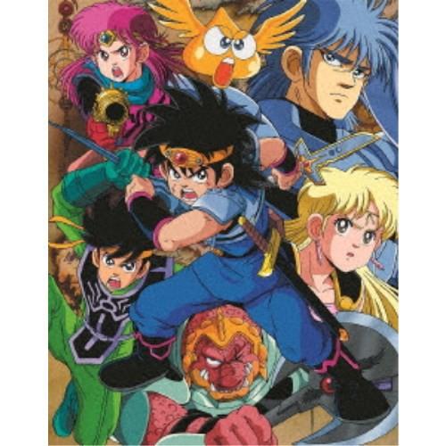 ドラゴンクエスト ダイの大冒険 (1991) Blu-ray B...
