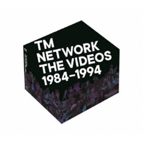 TM NETWORK/TM NETWORK THE VIDEOS 1984-1994《...