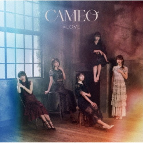 =LOVE/CAMEO《Type-C》 【CD+DVD】