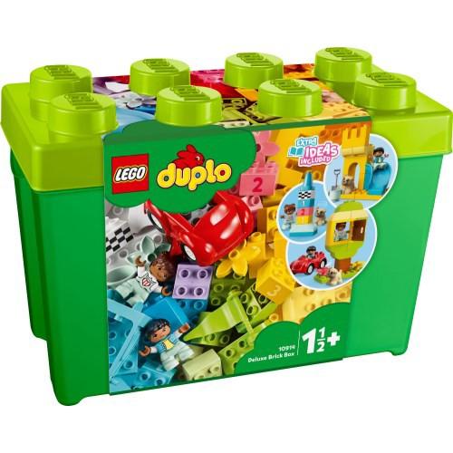 レゴ LEGO 10914 デュプロのコンテナ スーパーデ...