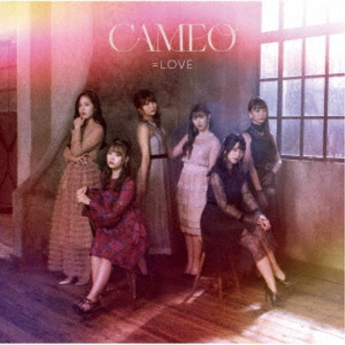 =LOVE/CAMEO《Type-B》 【CD+DVD】