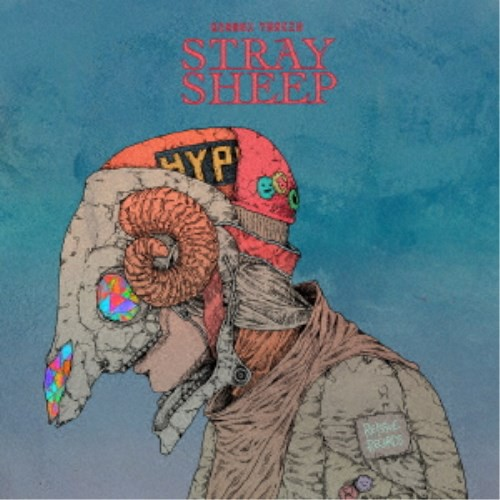 米津玄師/STRAY SHEEP《通常盤》 【CD】