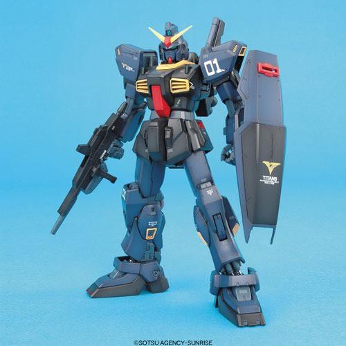 MG 1/100 RX-178 ガンダムMk-II Ver.2.0(ティター...