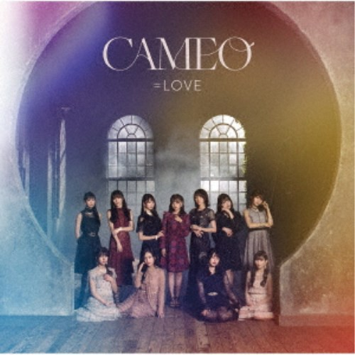 =LOVE/CAMEO《Type-A》 【CD+DVD】