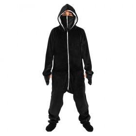 着る毛布 ブラック L ビビラボ ニュータイプ着る...