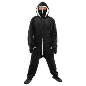 着る毛布 ブラック XL ビビラボ ニュータイプ着る...