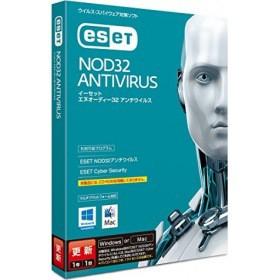 ESET NOD32アンチウイルス Windows/Mac対応 更新 ...