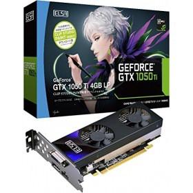 GeForce GTX 1050Ti 4GB LP グラフィックスボード...