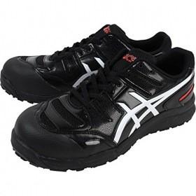 アシックス ウィンジョブ安全靴CP103BK×ホワイ...