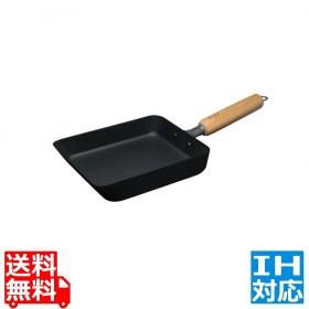 匠 鉄製(マグマプレート)玉子焼き 中 日本製 | 鉄...