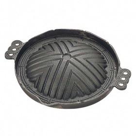 トキワ 鉄製 ジンギスカン鍋(穴無)CR−17 ...