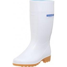 アサヒ 白長靴 エアクール300 25.5cm KG30731