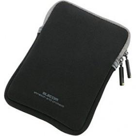 HDDケース/ネオプレン/Sサイズ/ブラック