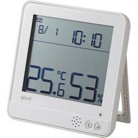 温室度警告計/熱中・ウィルス対応/大画面/ホワイ...