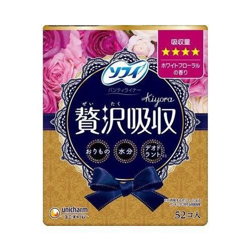 [ユニ・チャーム]ソフィ Kiyora 贅沢吸収 ホワイ...