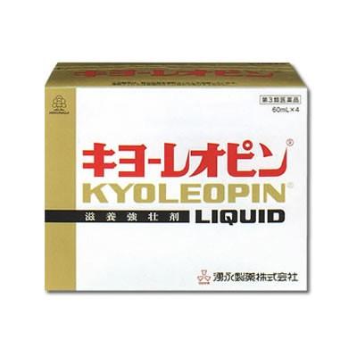 【第3類医薬品】キヨーレオピンW 240mL(60mL×4...