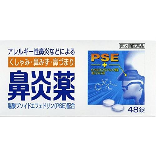 【第(2)類医薬品】【ゆうメール便!送料80円】鼻...
