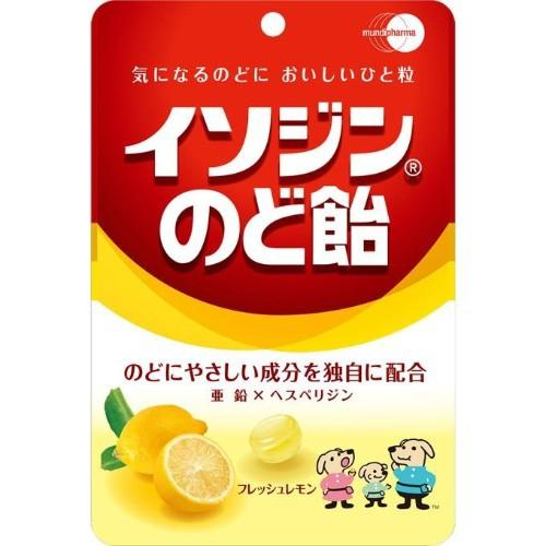 【ゆうメール便!送料無料】イソジンのど飴 フレ...