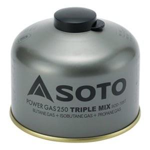 SOTO ガス燃料 パワーガス250トリプルミックス