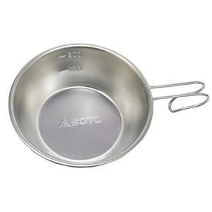 SOTO キッチンツール シェラカップ