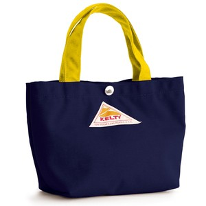 ケルティ  MINI TOTE  S  Navy×Yellow