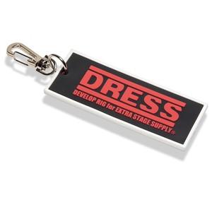 ドレス フィッシングツール ラバーキーホルダー W...
