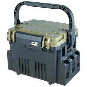 メイホウ タックルボックス VS-7080N  15L  グリ...