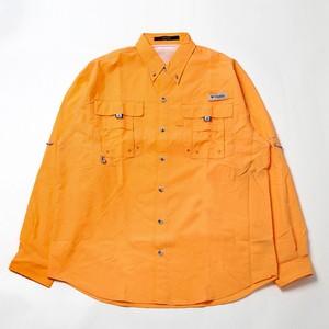 コロンビア アウトドアシャツ Bahama II L/S Shir...