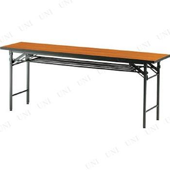 【取寄品】 TRUSCO 折りたたみ会議テーブル 1800X...