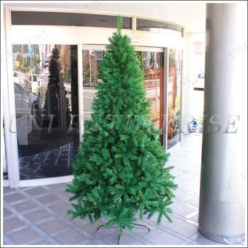 【送料無料】クリスマスツリー 240cmボリュームヌ...